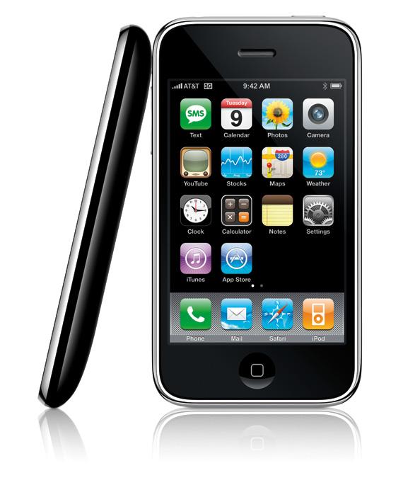 -Celulares Iphone3g